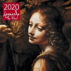 Леонардо Да Винчи. Календарь настенный на 2020 год