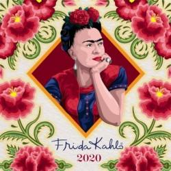 Фрида Кало. Календарь настенный на 2020 год