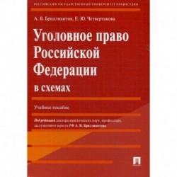 Уголовное право Российской Федерации в схемах
