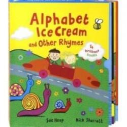 Alphabet Ice Cream & Other Rhymes (4-book slipcase)