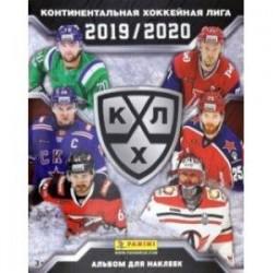 Альбом 'Континентальная Хоккейная Лига Сезон 12' 2019/20