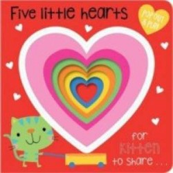 Five Little Hearts
