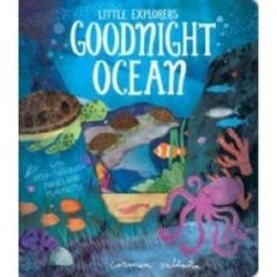 Goodnight Ocean (peep-through board book)