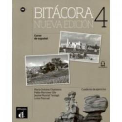 Bitacora 4. Nueva edicion. Cuaderno de ejercicios