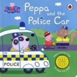Peppa and the Police Car. Sound board book