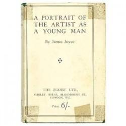 A Portrait of the Artist as a Young Man .Портрет художника в юности.