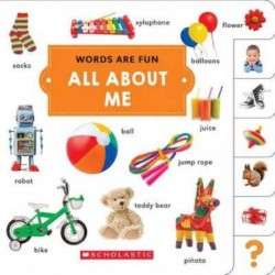 All About Me (board book)