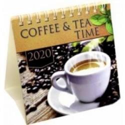 2020г. Календарь-домик, КВАДРАТ, Coffee@ (12КД6гр_16715)