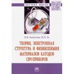 Теория, электронная структура и физикохимия материалов катодов СВЧ приборов