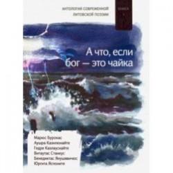 А что если бог - это чайка. Книга. 1. Антология современной литовской поэзии