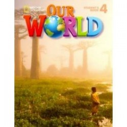 Our World 4 Student's Book with CD-ROM: British English