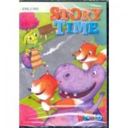 Our World: Level 3 Story Time DVD
