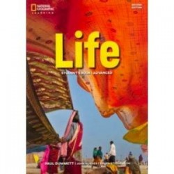 Life Advanced Student's Book and App Code (Life, Second Edition (British English))