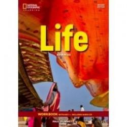 Life 2Ed Adv WB + key + CD