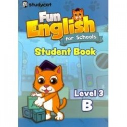 Fun English for Schools Student's Book 3B