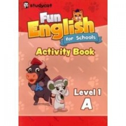 Fun English for Schools Activity Book 1A