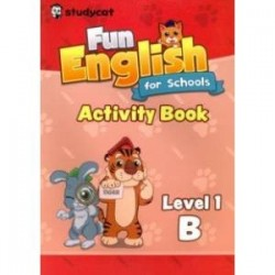 Fun English for Schools Activity Book 1B
