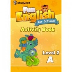 Fun English for Schools Activity Book 2A