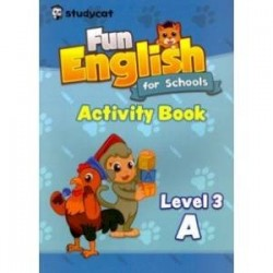 Fun English for Schools Activity Book 3A