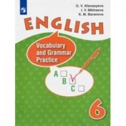 Английский язык. 6 класс. Лексико-грамматический практикум. Углубленное изучение