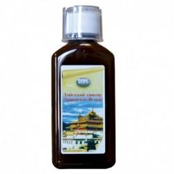 Тибетский эликсир здоровья из 48 трав. (обычный курс) (200 мл)