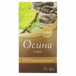 Чайный напиток Кора осины 50г