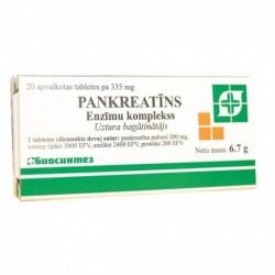 Панкреатин. 60 таб.