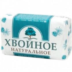 Мыло туалетное Для всей семьи Хвойное натуральное (180 г)
