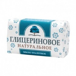 Мыло туалетное Для всей семьи Глицериновое натуральное (180 г)