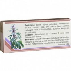 Пустырника экстракт. 30 таблеток