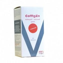 CaMgZn с бамбуком, 60 таб