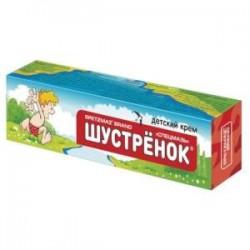 Крем детский 'ШУСТРЁНОК Спецмазь' 44мл