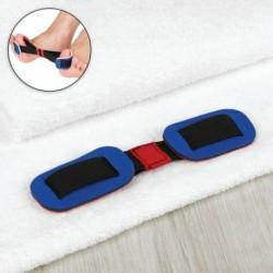 Выпрямитель-тренажёр для пальцев ног, 16 x 3,6 см
