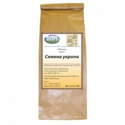 Укроп (семена) (расфасовка 200 г.)