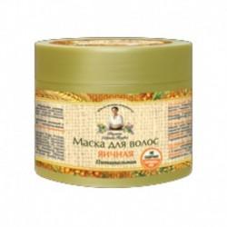 Маска для волос Яичная питательная для всех типов волос, 300 мл