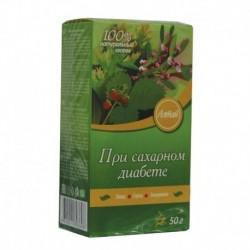 Чайный напиток При сахарном диабете. 50 г