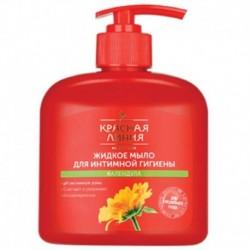 Жидкое мыло для интимной гигиены 'календула' 250 г.