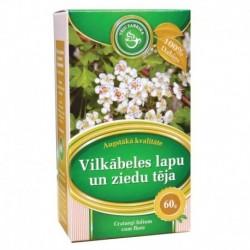 Чай из листьев и цветков боярышника, 60 г