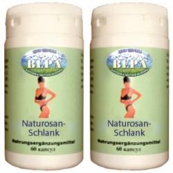 Naturosan-Schlank. (на 15-20 кг.) (120 капсул)