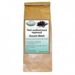 Чай индийский черный Assam Blatt. 100 г