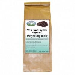 Чай индийcкий черный Darjeeling Blatt. 100 г