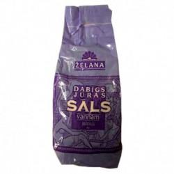 Морская соль натуральная для ванн. Магний. 500 г