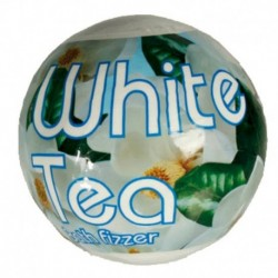 Бомбочка для ванны 'Белый чай' 180 гр