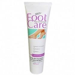 Foot Care. Гель-бальзам охлаждающий для 'горящих' ступней ног. 100 мл
