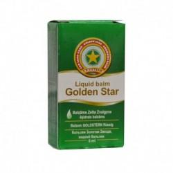 Золотая звезда жидкий бальзам 5 мл фл.