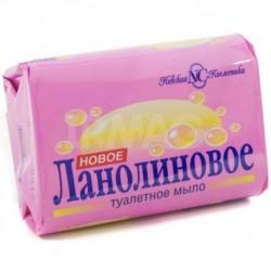 Мыло туалетное Ланолиновое, 90 г