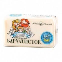 Мыло туалетное Традиционная серия Бархатистое. 140 г