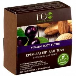 EOLab Крем-баттер для тела 'Витамины для кожи' 150 мл