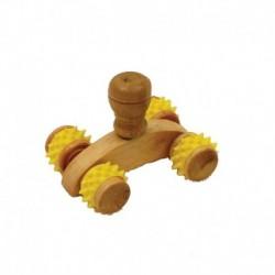 Массажёр деревянный универсальный (цвет в ассортименте)