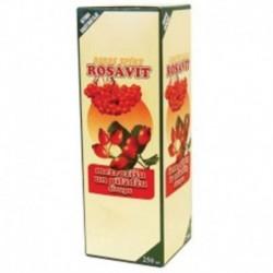 Rosavit сироп - экстракты рябины и шиповника. 250 мл